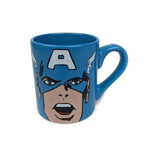 Marvel Captain America Coffee Tea Mug